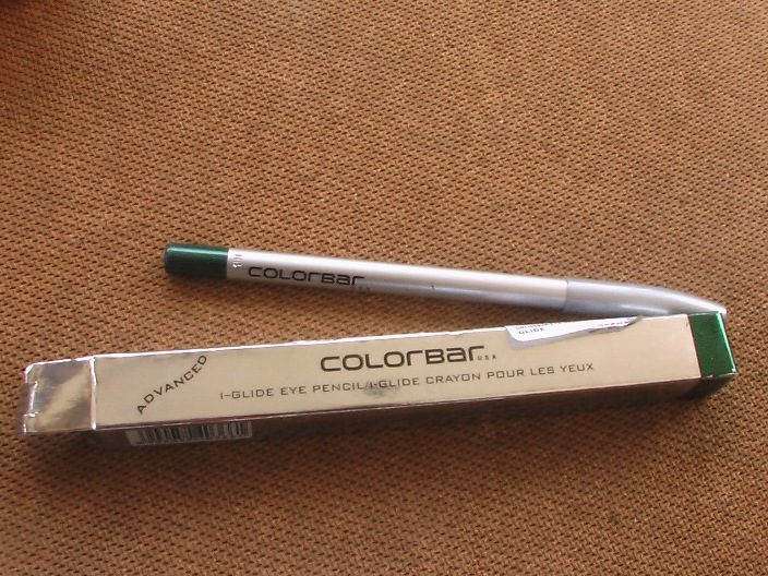 Colorbar I Glide Eye Pencil in Jaded