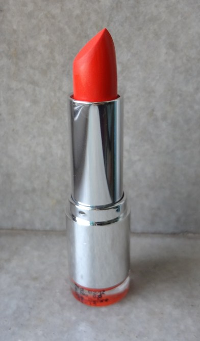 Colorbar Velvet Matte Lipstick Obsessed Orange