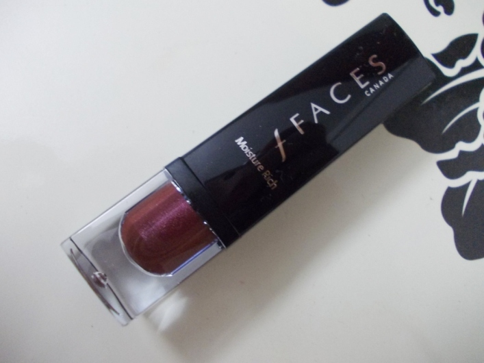 Faces Moisture Rich Lipstick Absolute Plum