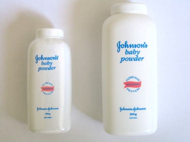 Johnson's Baby Powder