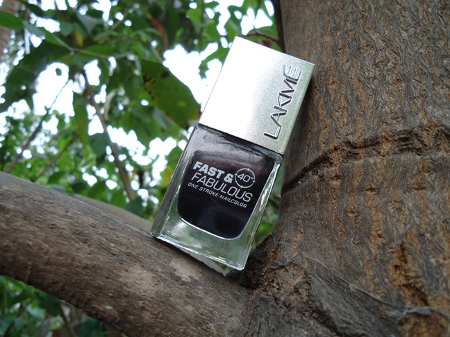 Lakme Fast and Fabulous Nail Paints Part I