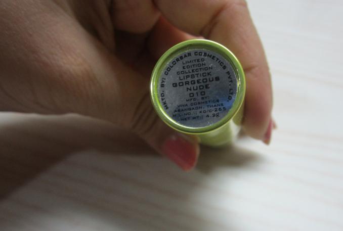 Colorbar Gorgeous Nude