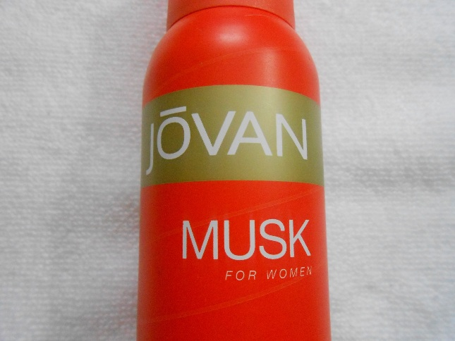 Jovan Musk For Women Deodorant Review