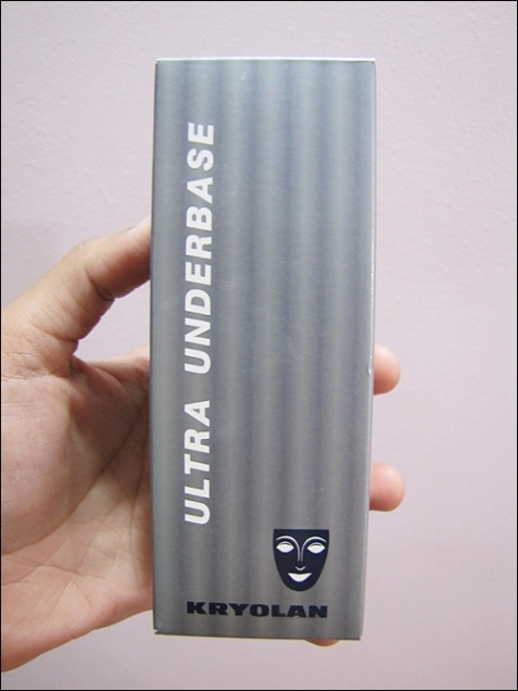 Kryolan Ultra Underbase Review