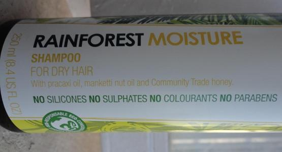 TBS Rainforest Moisture Shampoo