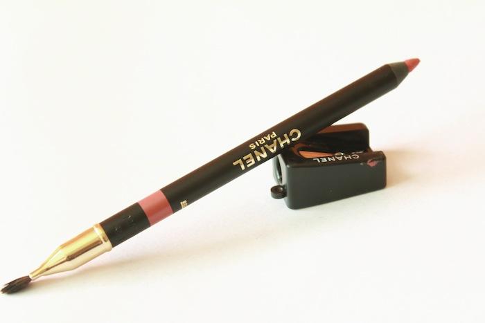 chanel precision lip definer bois de rose review