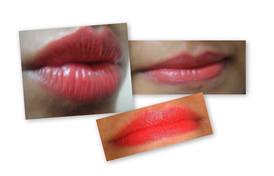 colorbar lipstick peach crush