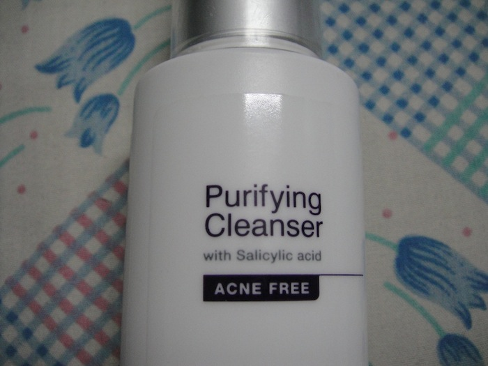 kaya purifying cleanser