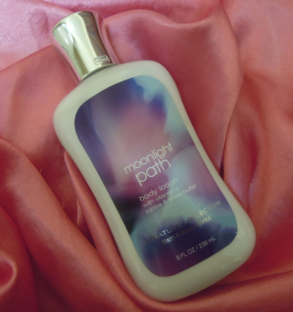 Bath and Body Works Moonlight Path Body Lotion Review