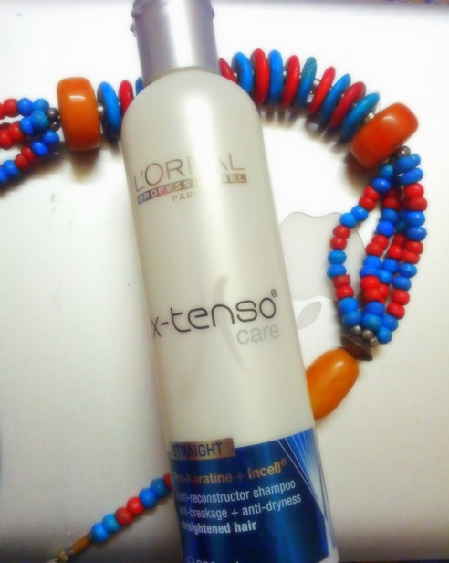 L'Oreal Professional X-Tenso Care Nutri Reconstructor Shampoo Review