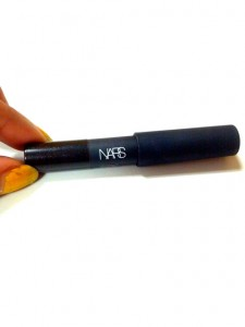 NARS Soft Touch Shadow Pencil Aigle Noir Review