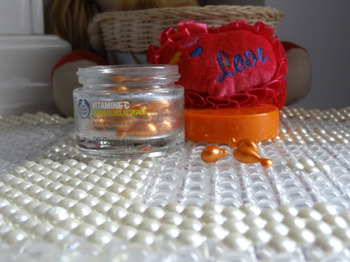 The Body Shop Vitamin C Radiance Capsules Review