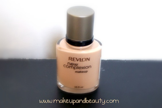 Revlon New Complexion Foundation