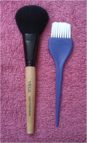 vega powder brush