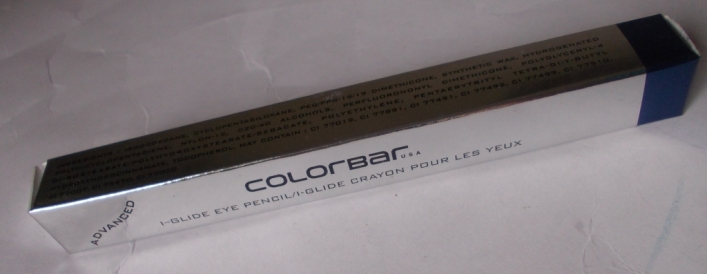 Colorbar I Glide Eye Pencil in Electra Review