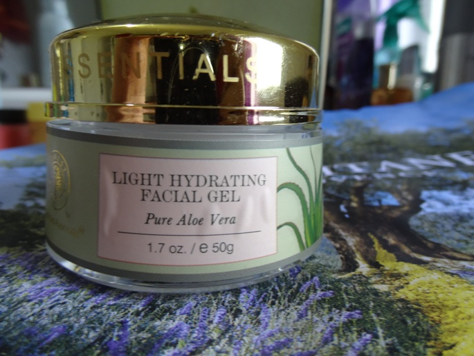 Forest Essentials Light Hydrating Facial Gel Review