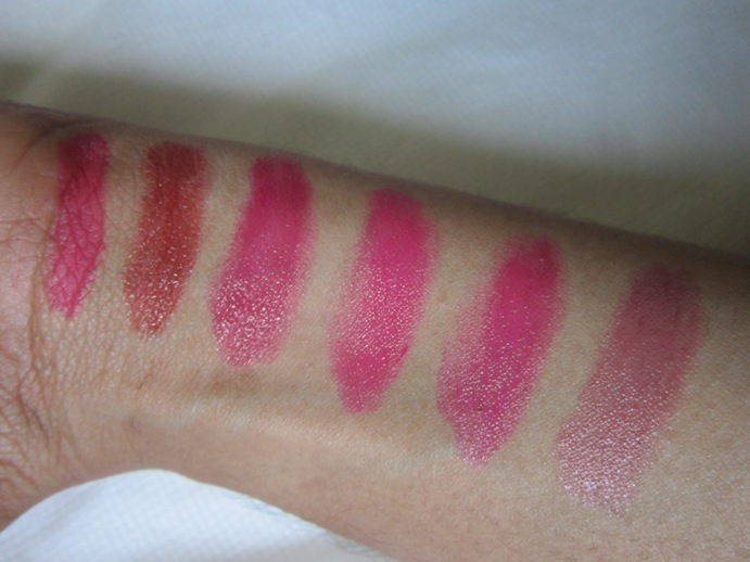Revlon Just Bitten Kissable Balm Stains photos