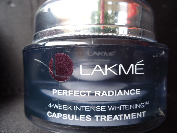 Lakme Perfect Radiance 4-Week Intense Whitening Capsules Treatment
