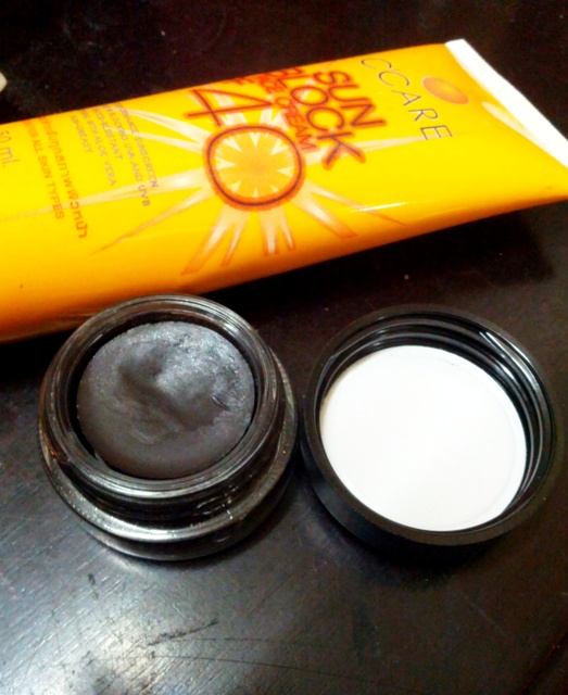 MAC Paint Pot in Blackground Review