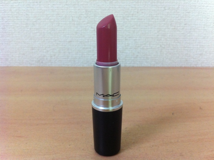 Pink Lipstick 3 MAC Craving Lipstick Review