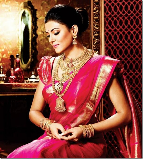Bridal hair accessories must have hair accessories for indian brides - How To Style A Saree