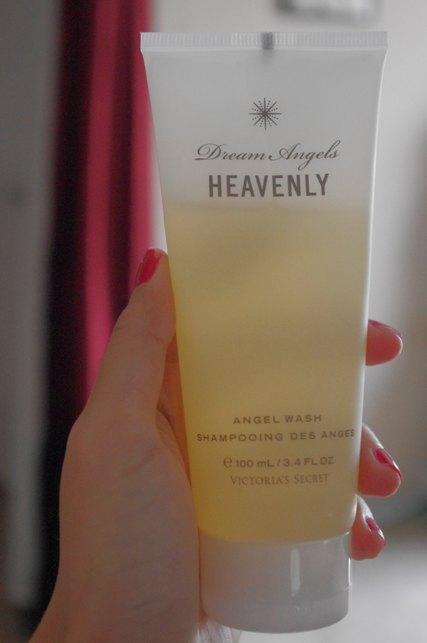 Victoria's Secret Dream Angels Heavenly Angel Wash Review