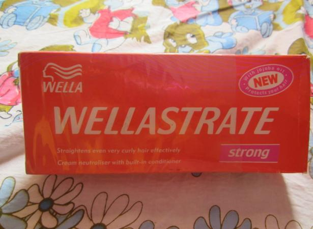 Wella Wellastrate Cream Neutraliser with Built-in Conditioner Review