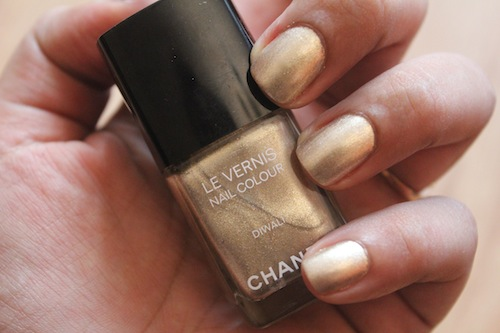 chanel bombay paris nail paint