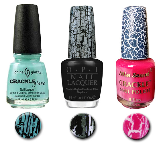 How To Apply Crackle Nail Paints