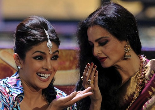 10 indian women who have aged beautifully