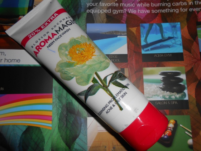 Aroma Magic Neem Face Wash Review
