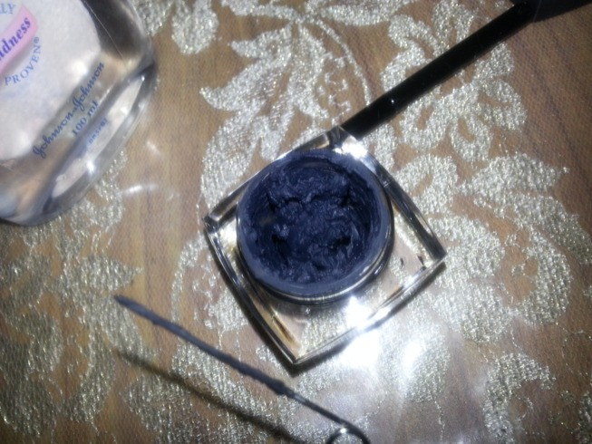 how to fix dry gel liner