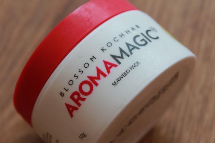 aromamagic seaweed face pack