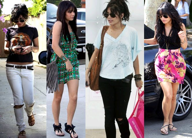 Vanessa Hudgens Style Tips Indian Makeup And Beauty Blog