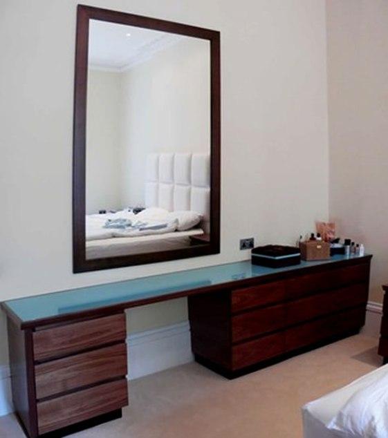 7 modern dressing table designs - Simple dressing table designs ...