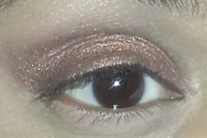 Bronzed Cream Eyeshadow