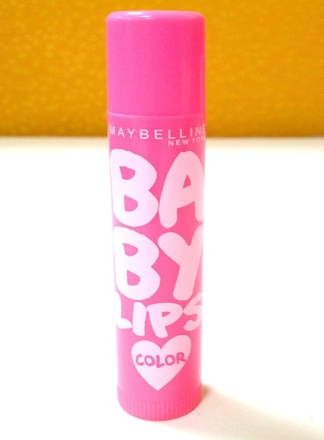 Maybelline baby lips pink lolita
