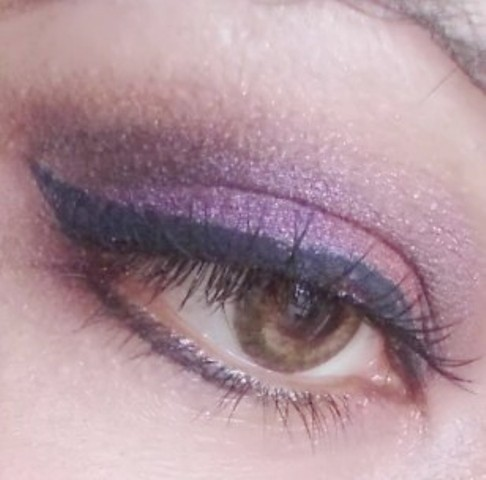 lotus herbals purestay eyeshadow eotd 2