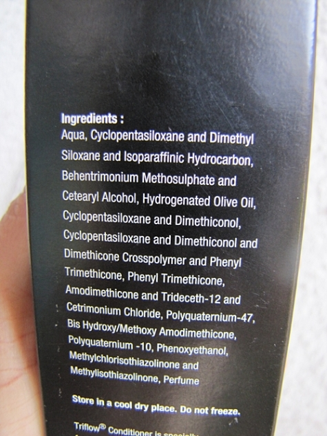 Triflow Hair Conditioner 3