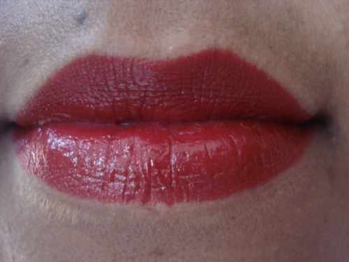 Nice one, need more colorbar diva lipstick images like this