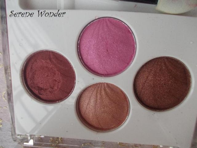 lotus purestay eyeshadows serene wonder