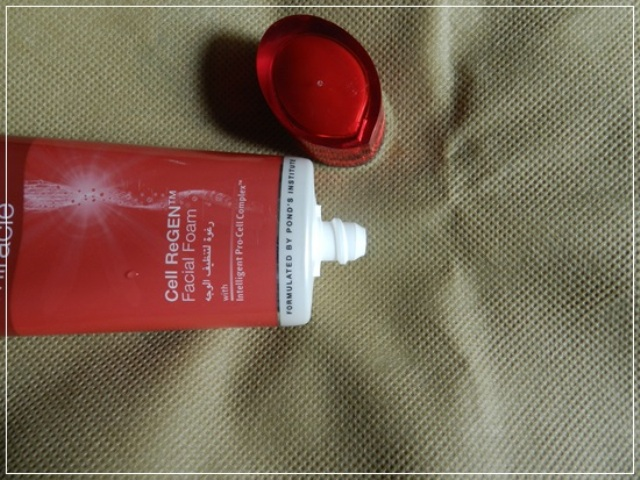 ponds age miracle face wash (2)