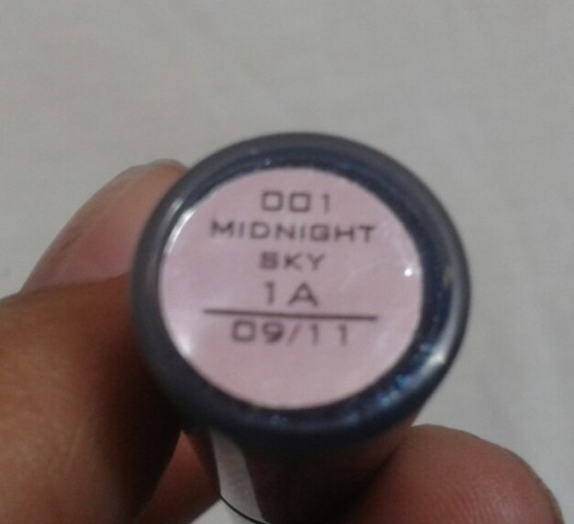 colorbar color intense eye liner midnight sky