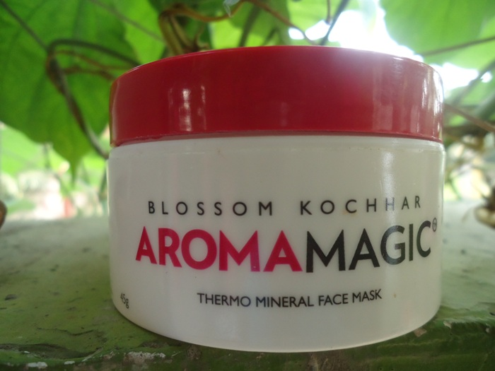 Aroma Magic Thermo Mineral Face Pack Review