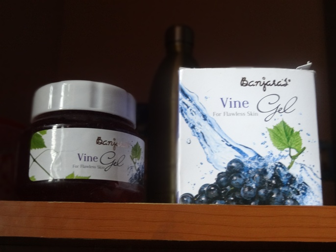 Banjara's Vine Gel Review
