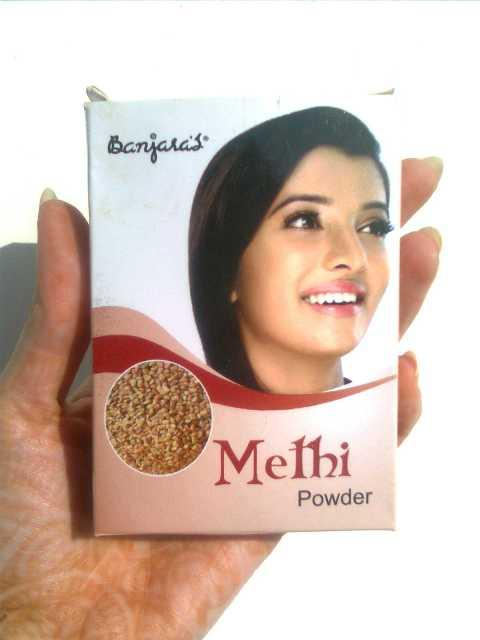 Banjara's methi powder