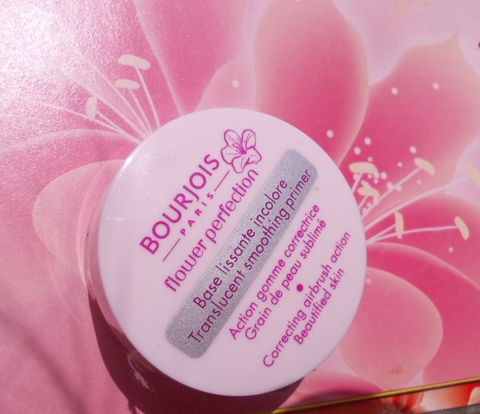 Bourjois+Flower+Perfection+Translucent+Smoothing+Primer