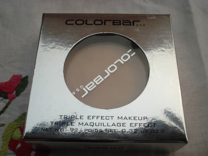 Colorbar Triple Effect Makeup Review