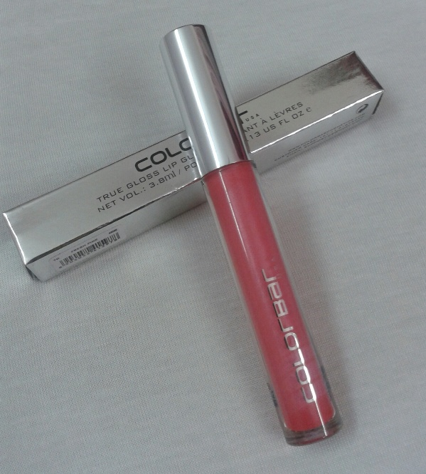 Colorbar True Gloss Lip Gloss Fresh Pink Review