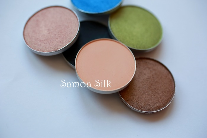 MAC Samoa Silk